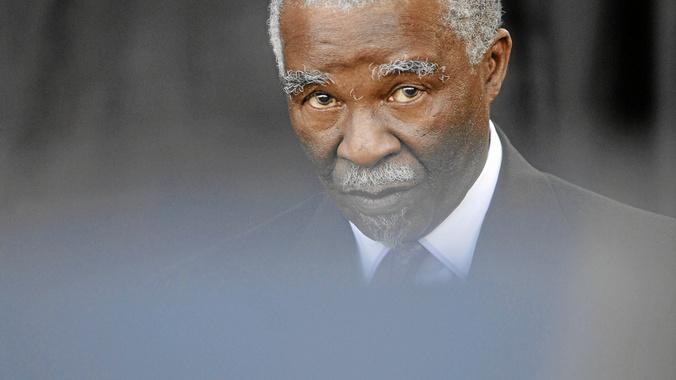 Thabo Mbeki,