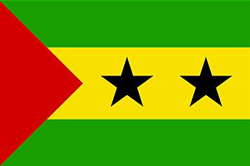 Bandeira Sao-Tome-and-Principe
