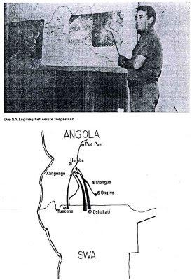 OperationProtea1981_SADF_Angola_SADFOfficerExplainingMapOperations