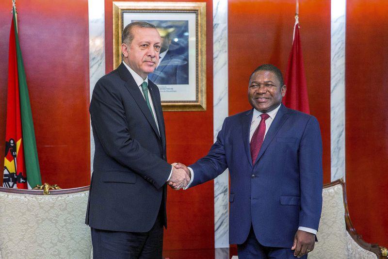 erdogan-mocambique