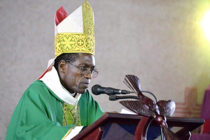 bispo de Bafia, D. Jean Marie Benoît Bala,.jpg