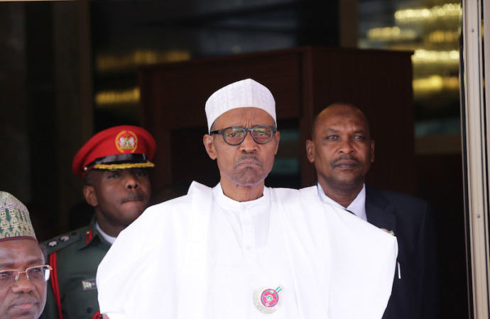 PRESIDENT BUHARI HOST ECOWAS LEADERS ON THE GAMBIA