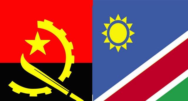 ANGOLA E NAMIBIA