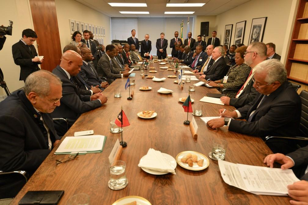 cplp e o presidente do brasil 19 de setembro de 2