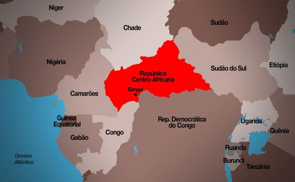 Rep Centro Africana