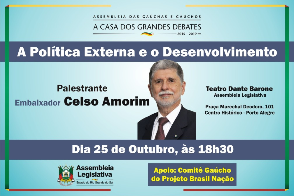 celso amorim rs