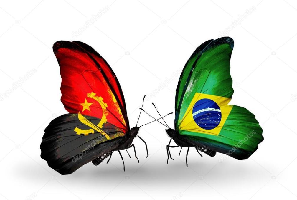 brasil e angola