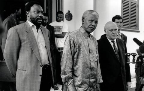 Mandela+Meyer+Ramaphosa+De+Klerk+1996