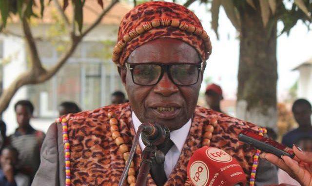 Mfumu Mukongo