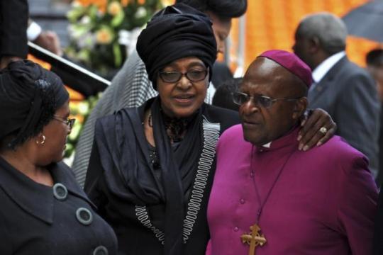 bispo e winnie